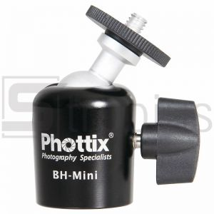Держатель Phottix BH-Mini Ballhead