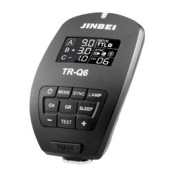 Передатчик Jinbei TR-Q6C Bluetooth smart transmitter для Canon