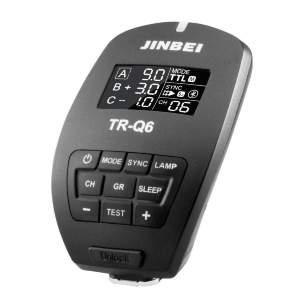 Передатчик Jinbei TR-Q6N Bluetooth smart transmitter для Nikon