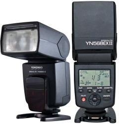 Вспышка Yongnuo YN-568EX II для Canon (Refurbished)