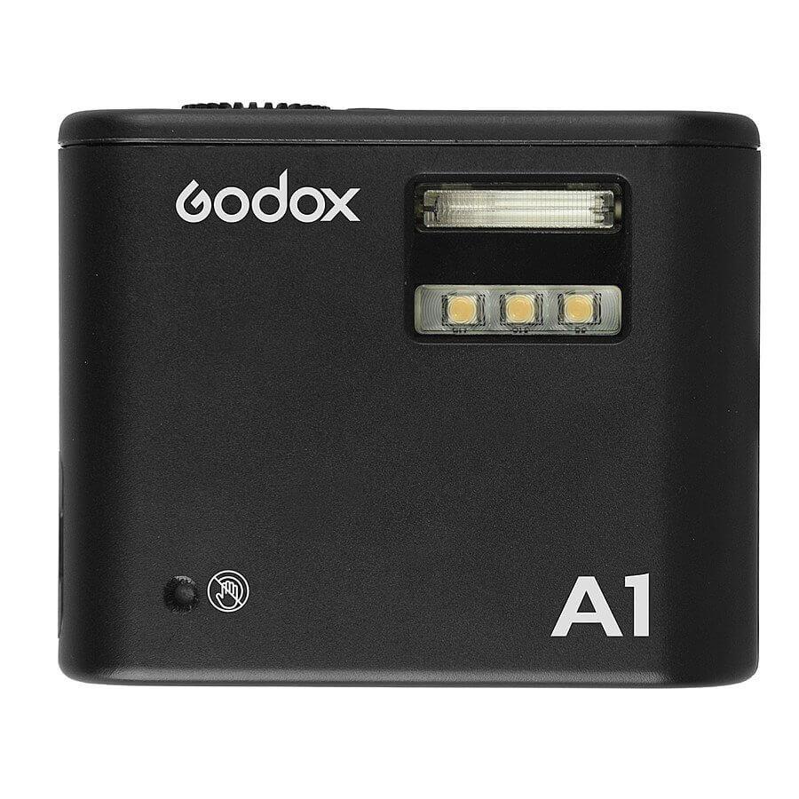 07478aeac64fd Вспышка для смартфонов Godox A1